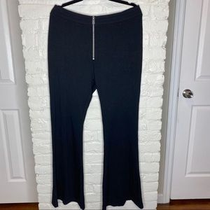 NWT Express One Eleven Flare Pants L